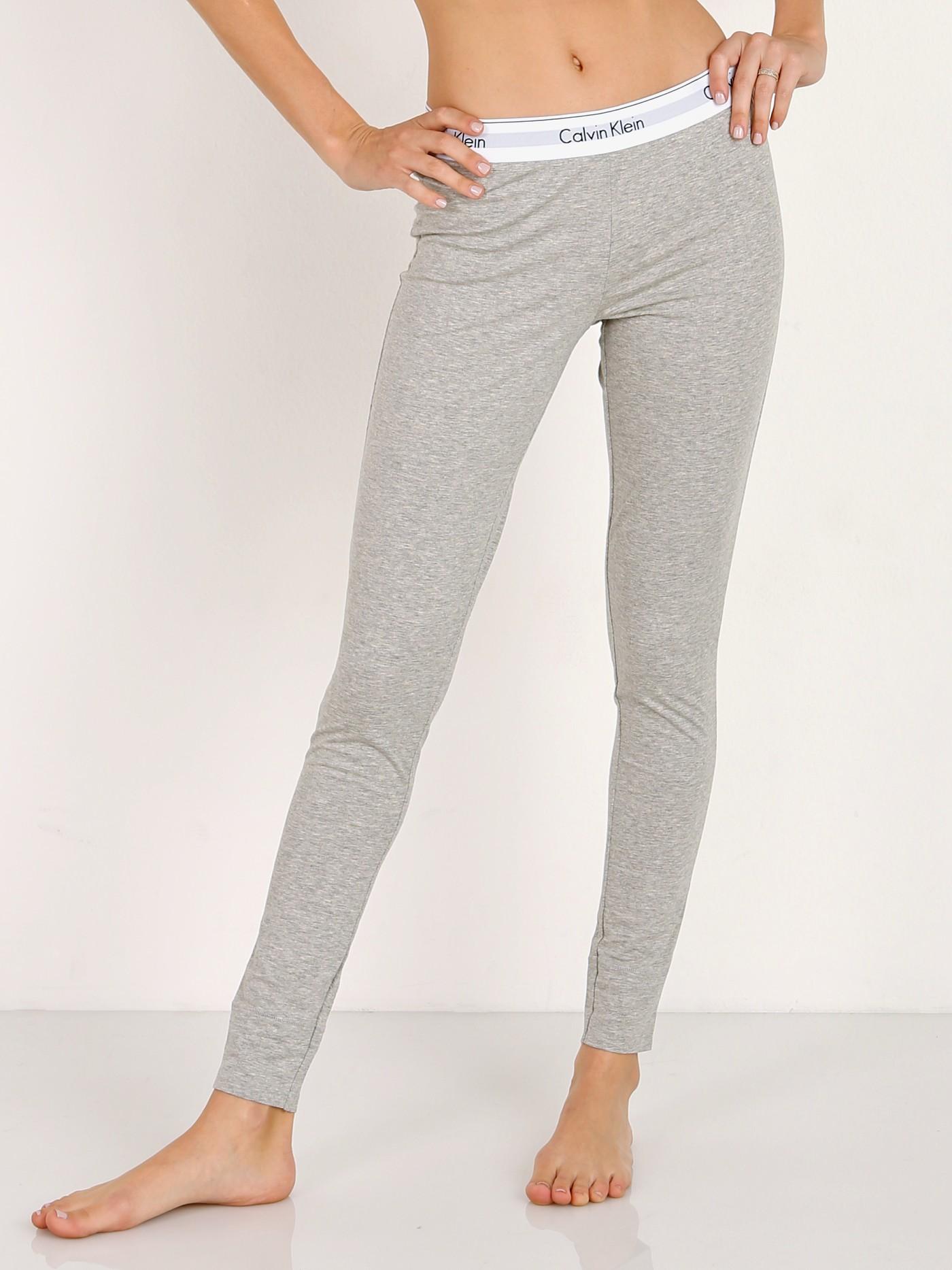 c793038813 Calvin Klein Modern Cotton Legging Grey D1632 - Free Shipping at Largo Drive
