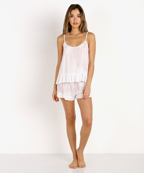 Bella Dahl Ruffle Tank + Short Box Set