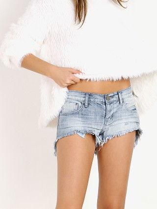 One Teaspoon Bonita Denim Short Diamonde