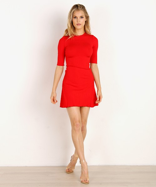 Bec & Bridge Babes Club Mini Dress Red