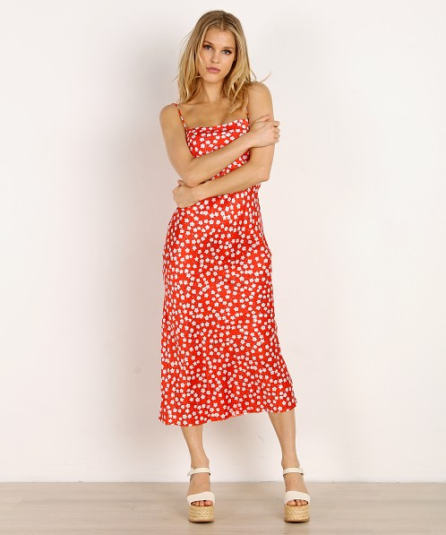 Bec & Bridge In Your Dreams Slip Dress Floral Print