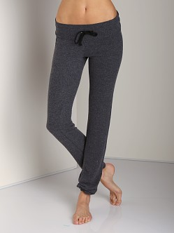 WILDFOX Malibu Skinny Basic Pants Clean Black