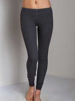 Splendid Thermal Leggings Charcoal