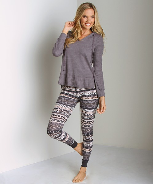 Splendid Thermal Leggings Snowbird