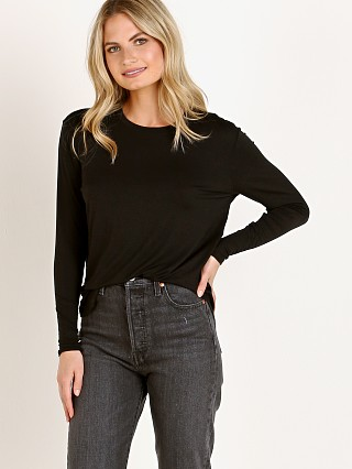 Joah Brown Avenue Long Sleeve Black