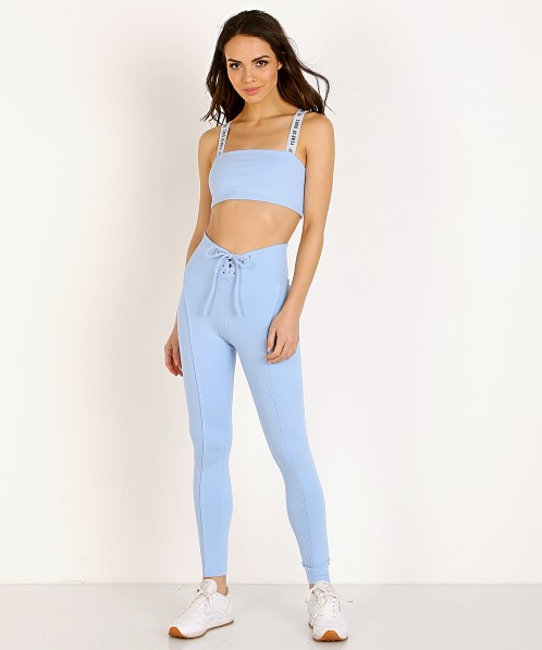 Year of Ours Kimberly Sports Bra Baby Blue