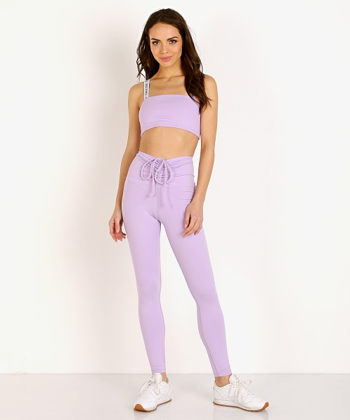 Year of Ours Kimberly Sports Bra Lilac