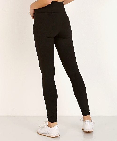 Year of Ours Ruched Legging Black