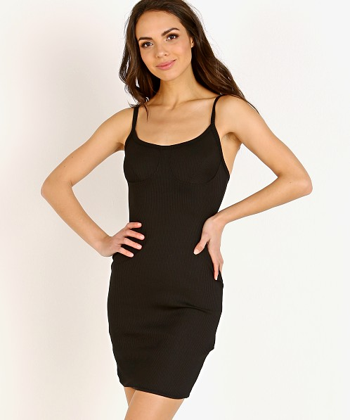 Year of Ours Tyler Dress Black