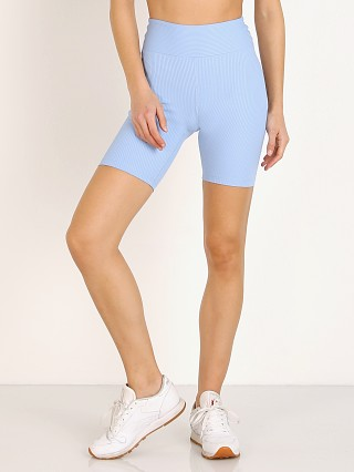 Complete the look: Year of Ours Ribbed Biker Short Baby Blue