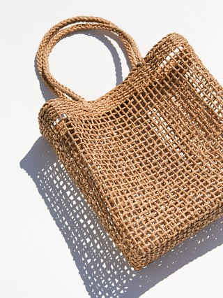 Rhythm. Bungalow Beach Bag Straw