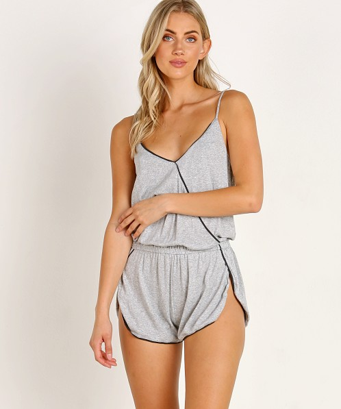Anderson Georgie Romper Heather Grey