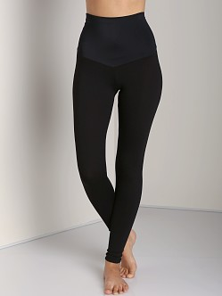Only Hearts I Heart So Fine Leggings Control Top Black