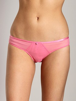 Cheap Monday Mesh Brief Stawberry Pink