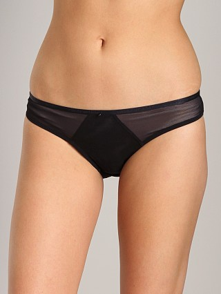 Cheap Monday Mesh Brief Black