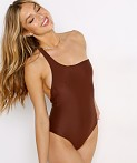 Jade Swim Evolve One Piece Mocha, view 3