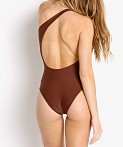 Jade Swim Evolve One Piece Mocha, view 4