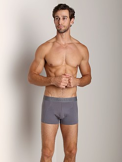 Calvin Klein Black Cotton Trunk Grey Sky