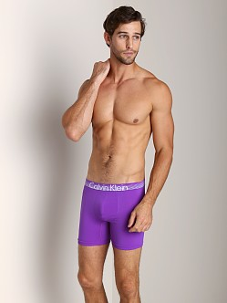 Calvin Klein Concept Micro Boxer Brief Purple Sage Tea
