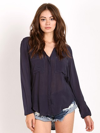 Bella Dahl Hipster Shirt Nightscape