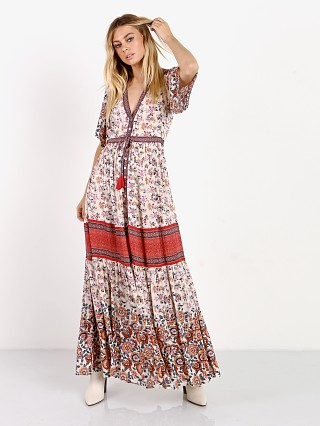 Spell & The Gypsy Elle Gown Rosewood