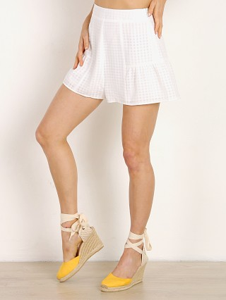 Show Me Your Mumu Skippy Shorts White Picnic