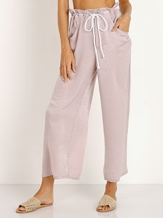 Show Me Your Mumu Peterson Pants Rose Gold Sheen