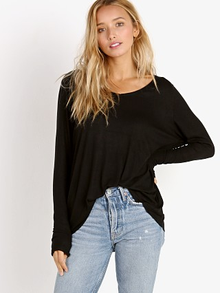 You may also like: Joah Brown For Keeps V Neck Black Rib