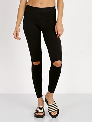 Joah Brown Cut Loose Legging Black