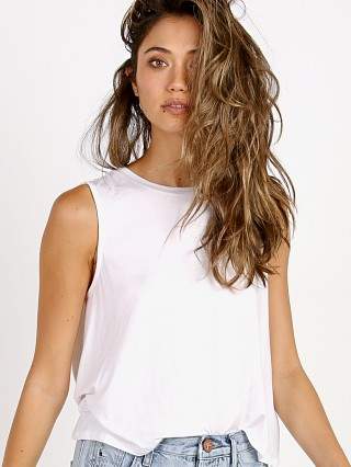 You may also like: Joah Brown Insider Tank White