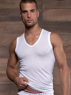 C-IN2 Zen Strong Arm Shirt White