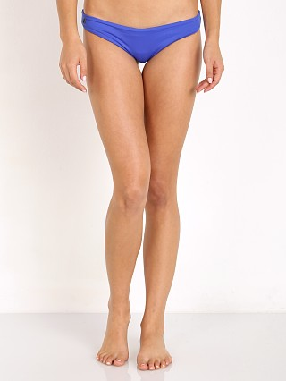 Complete the look: Maaji Sapphire Surfer Reversible Signature Bikini Bottom