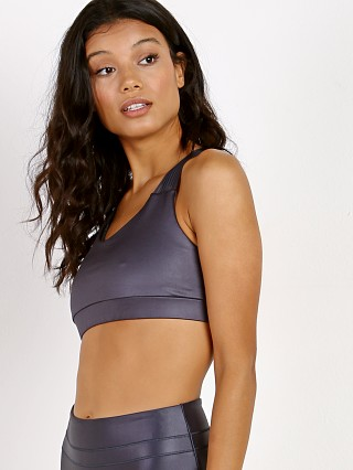 Maaji Reversible Sports Bra Ripple Gray