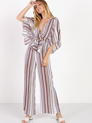 Faithfull the Brand Tilos Jumpsuit Franklin Stripe