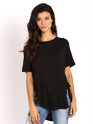 Joah Brown Live In Slouchy Tee Black