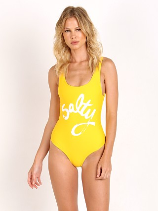 Aila Blue Salty One Piece Marigold