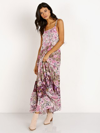 Spell & The Gypsy Desert Daisy Maxi Sundress Lilac