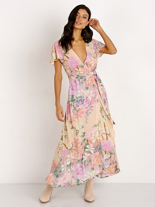 Spell & The Gypsy Lily Maxi Dress Lilac