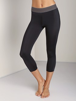 Olympia Activewear Elis 3/4 Legging Black