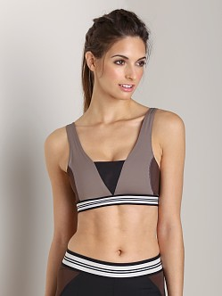 Olympia Activewear Sparta Sports Bra Brown/Taupe