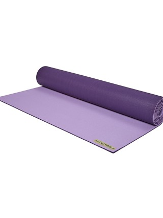 Complete the look: JadeYoga Harmony Mat Purple/Lavendar