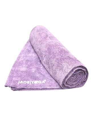 You may also like: JadeYoga Mat Towel Purple