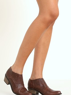 Coconuts by Matisse Rush Booties Chocolate