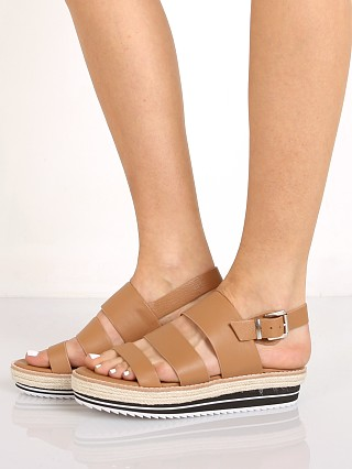 Sol Sana Marla Wedge Tan