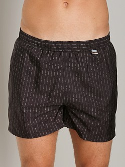 Hugo Boss Jewelfish Swim Shorts Black