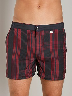 Hugo Boss Alligatorfish Swim Shorts Navy