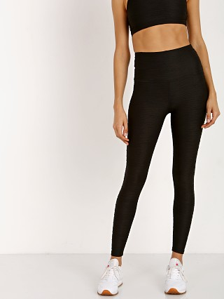 Beyond Yoga Influx High Waisted Midi Legging Black