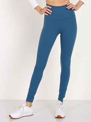 Beyond Yoga High Waisted Midi Legging Deep Sapphire