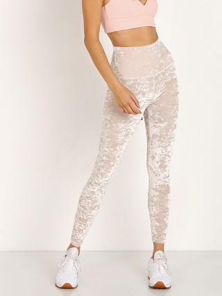 Beyond Yoga Crushed Velvet High Waist Legging Timber