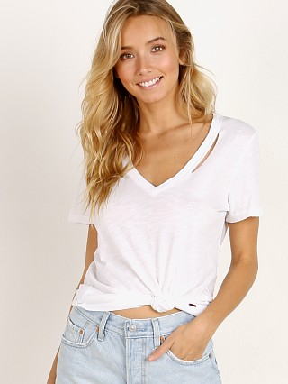 n: PHILANTHROPY Ringo V-Neck White